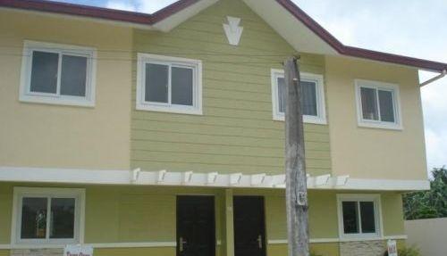 MODEL HOUSE DUPLEX